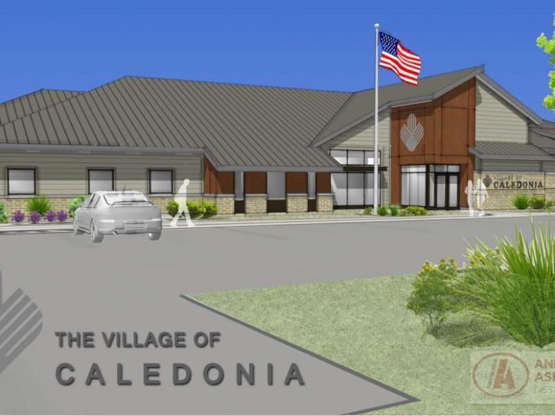 Caledonia Village Hall