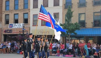 Racine Fourth Fest Parade