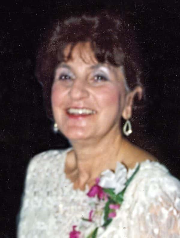 Dorothy Frederiksen