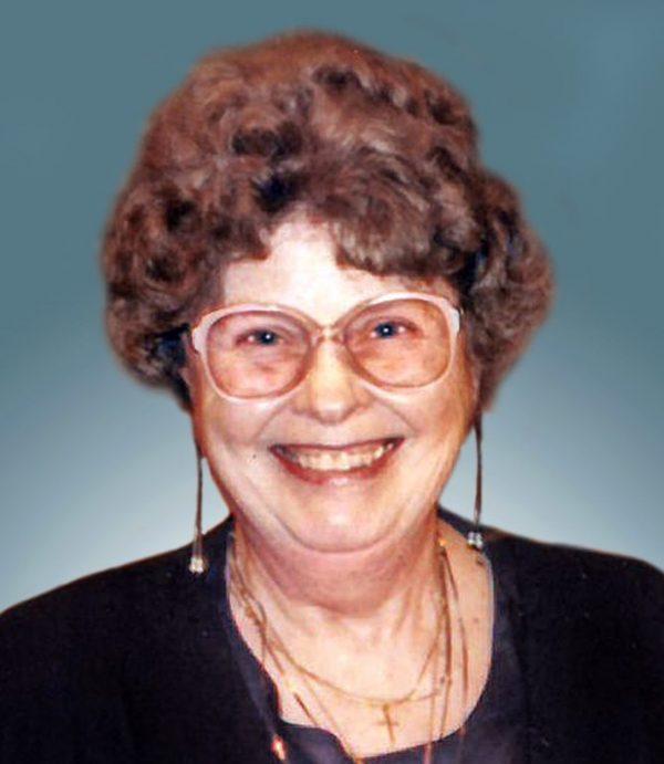 Betty M Luebke