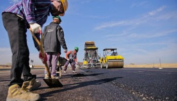 road projects employment
