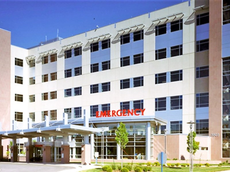Ascension-All Saints Hospital stabbed