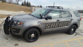 accidents; crash; racine; deputy; deputies