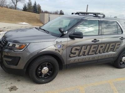 accidents; crash; racine; deputy; deputies