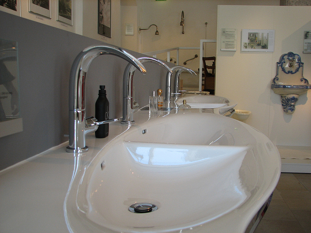 save money on bathroom projects