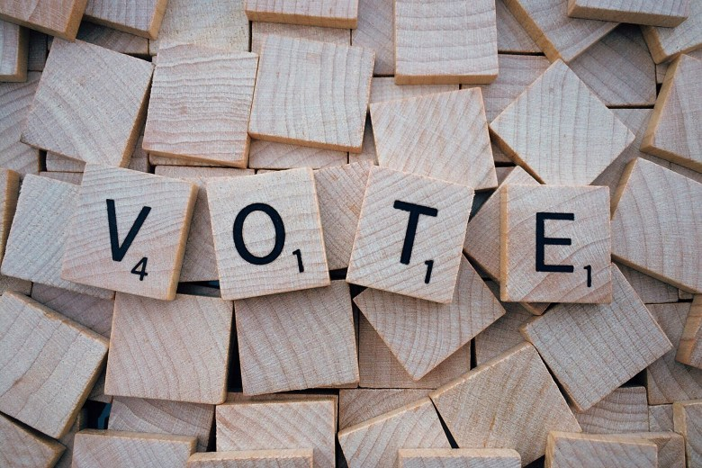 vote; safe; ballot