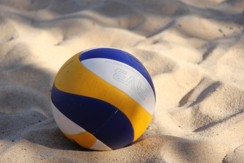 adult sand volleyball city of Racine PCRS