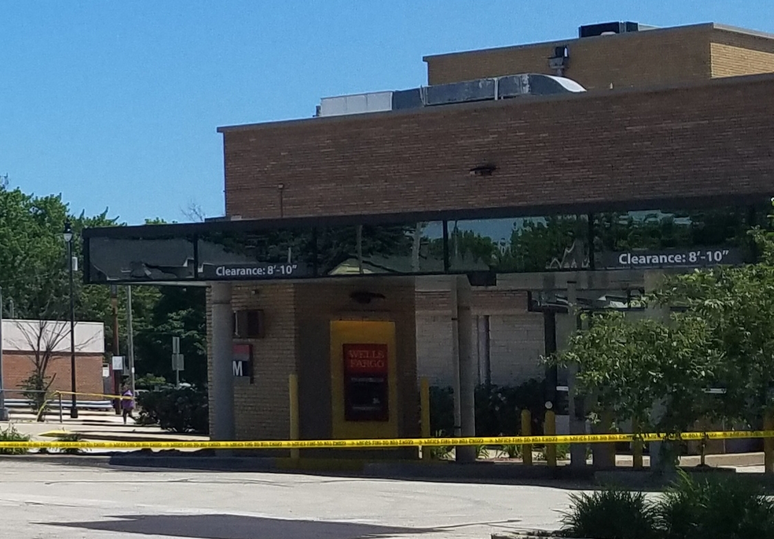 Wells Fargo, Racine, Wisconsin, bank robbery, kidnapping