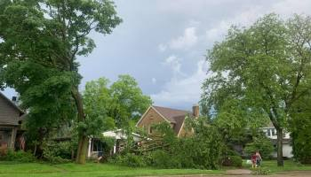 Racine, Wisconsin, We Energies, power outage, storm damage