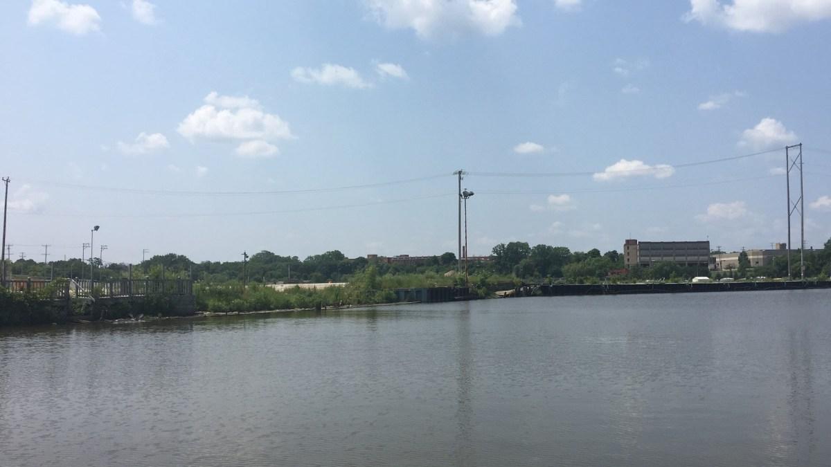 Water Street Redevelopment site - 1