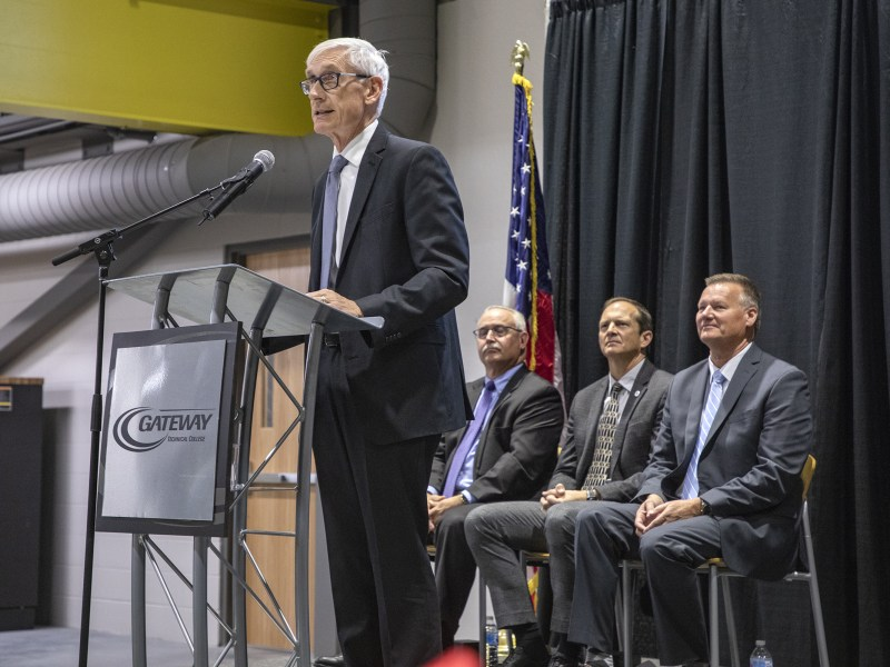 Wisconsin spring election, Governor Tony Evers