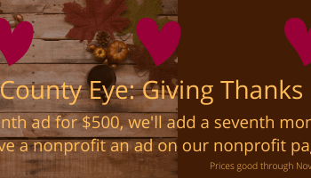 Racine, Wisconsin Thanksgiving Advertising special