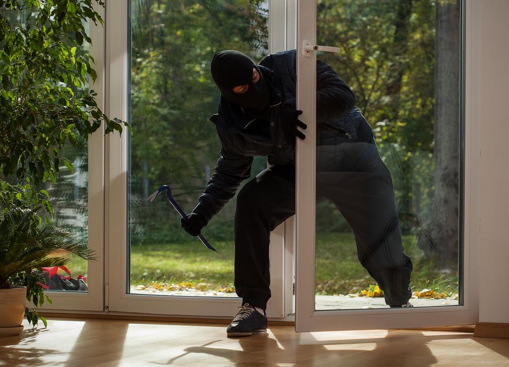 Invisible Burglar Bars