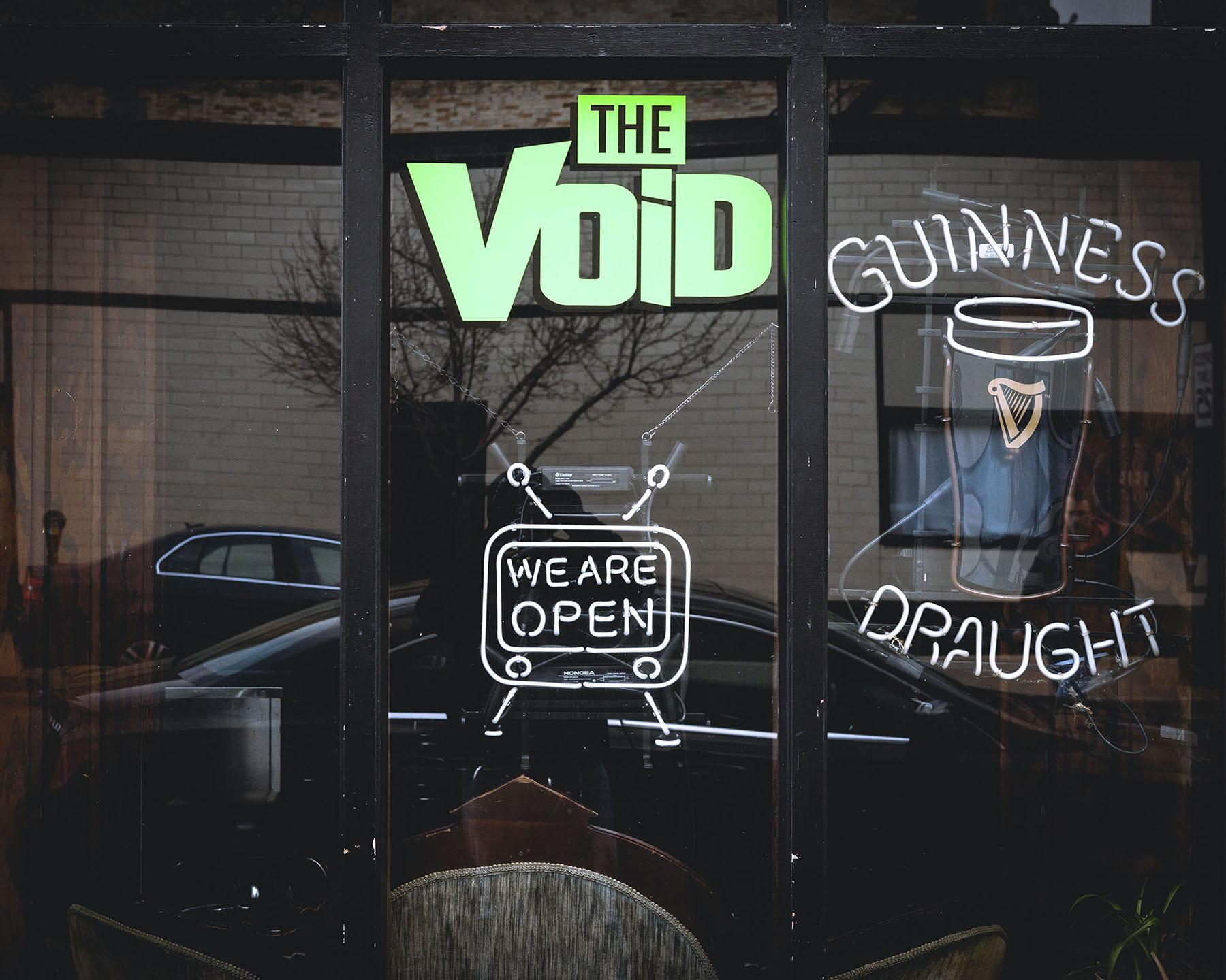 The Void, Racine, Wisconsin