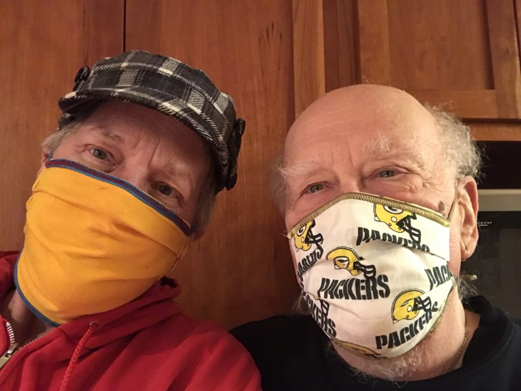 CDC face mask
