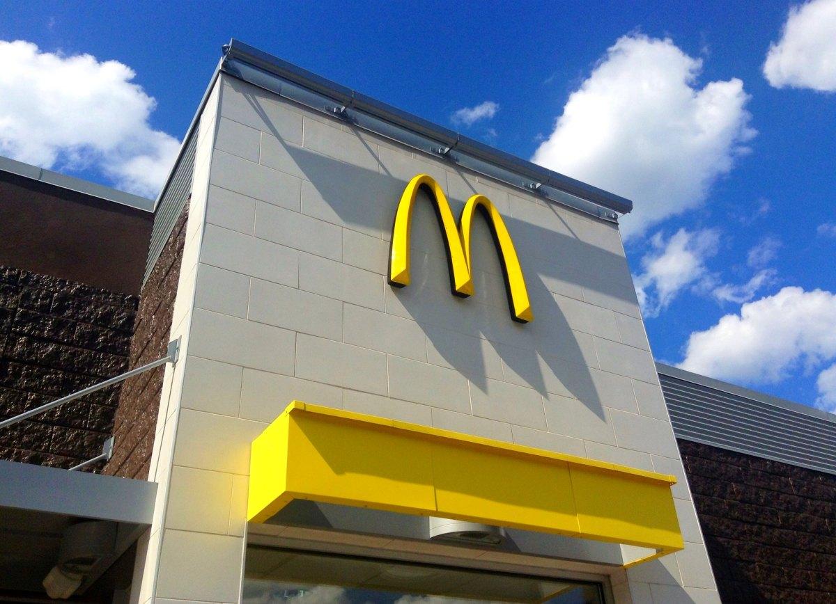 McDonald's Racine, Wisconsin, COVID-19, Caledonia, WIsconsin