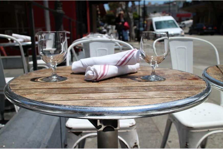 sidewalk cafe racine