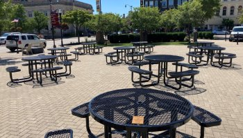 downtown racine tables