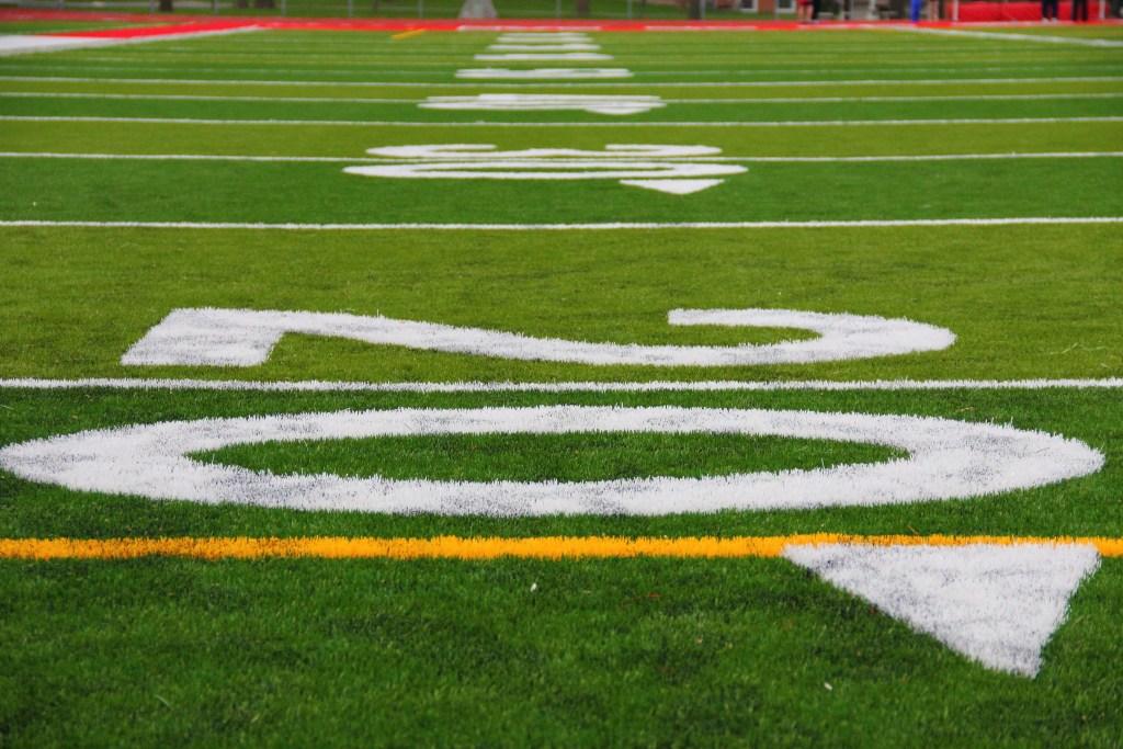 Burlington Darien-Delaven football