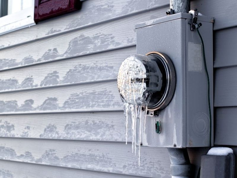 How Winter Conditions Can Damage Your Siding
