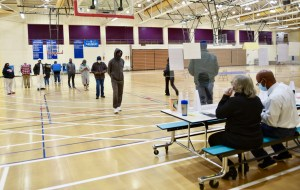 Voting, black voters, felony voter disenfranchisement, felons, Wisconsin