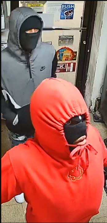 robbery; police; suspects