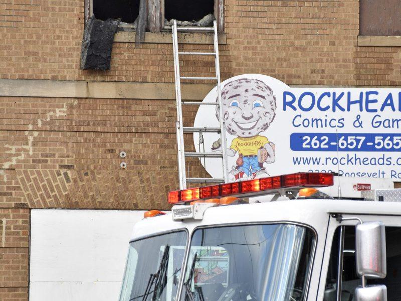 Rockhead; Rockhead Games & Comics; Uptown; Kenosha