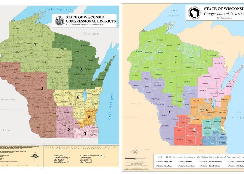 Redistricting Wisconsin