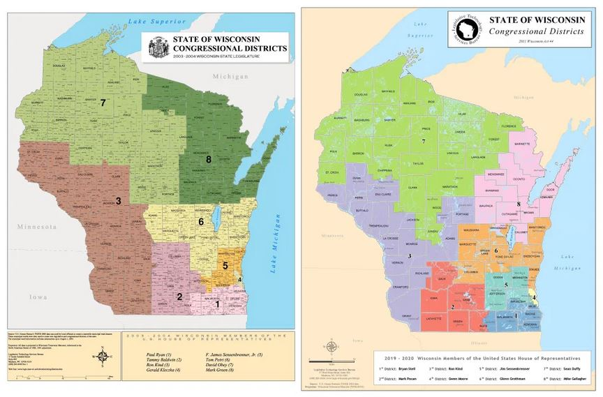 Redistricting Wisconsin