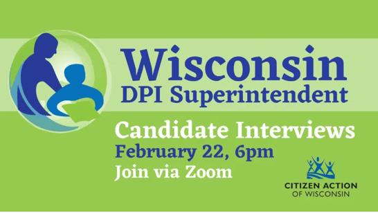 Wisconsin State Superintendent