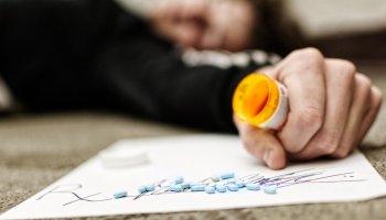 overdose drugs pills substance use abuse