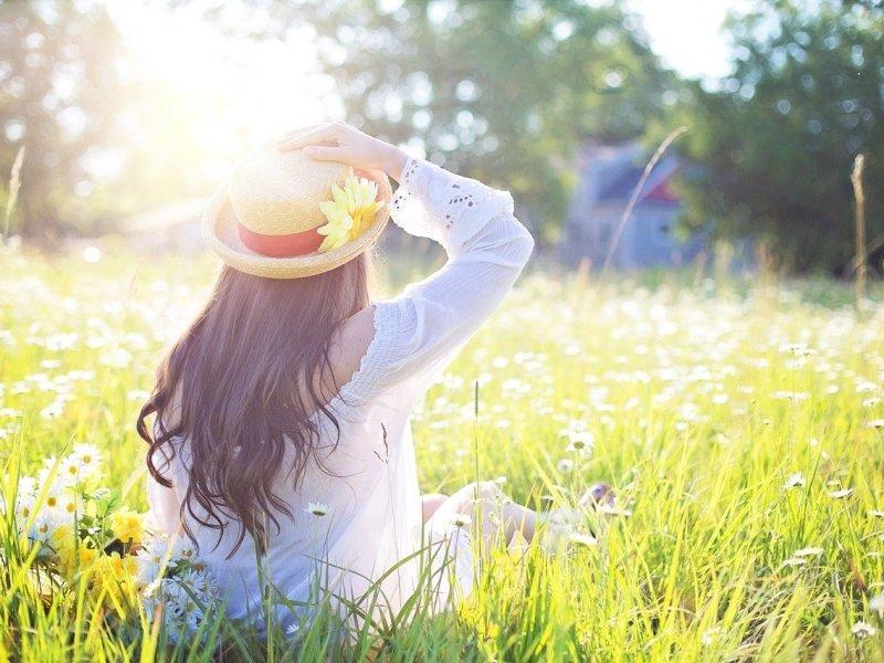 spring summer outdoors sun racine