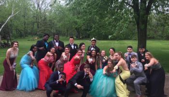 Racine's prom