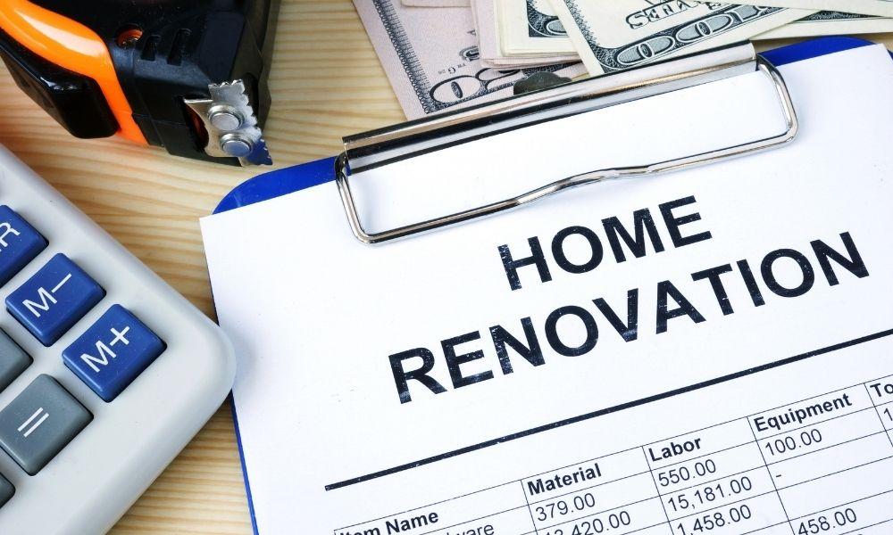 4 Tips To Create a Home Renovation Budget