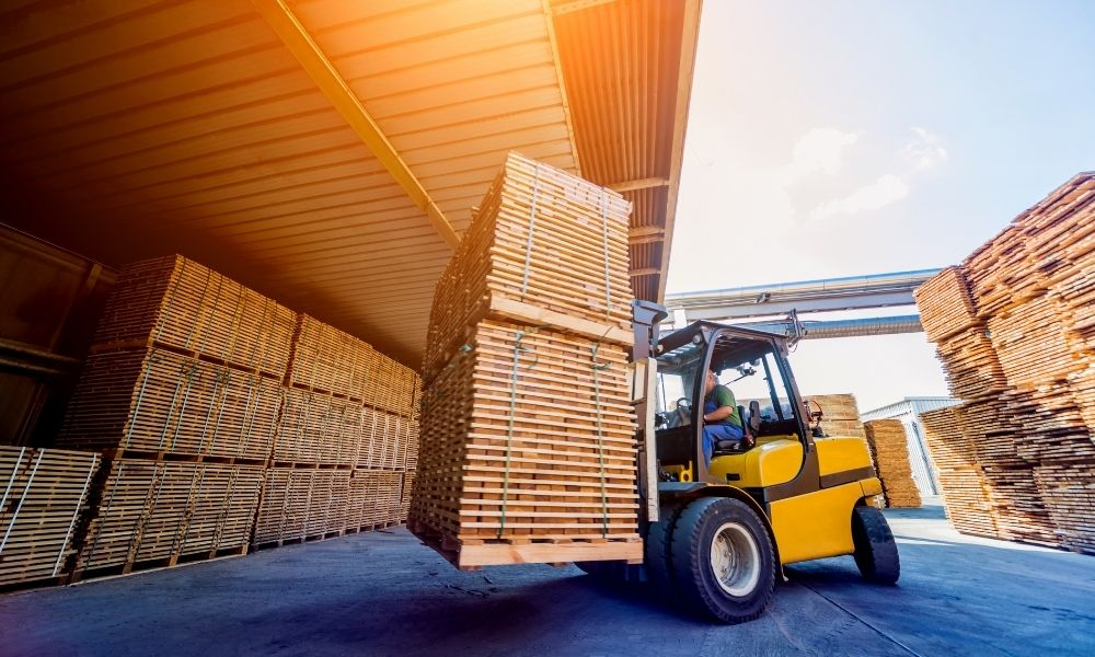 The Most Common Causes of Forklift Accidents