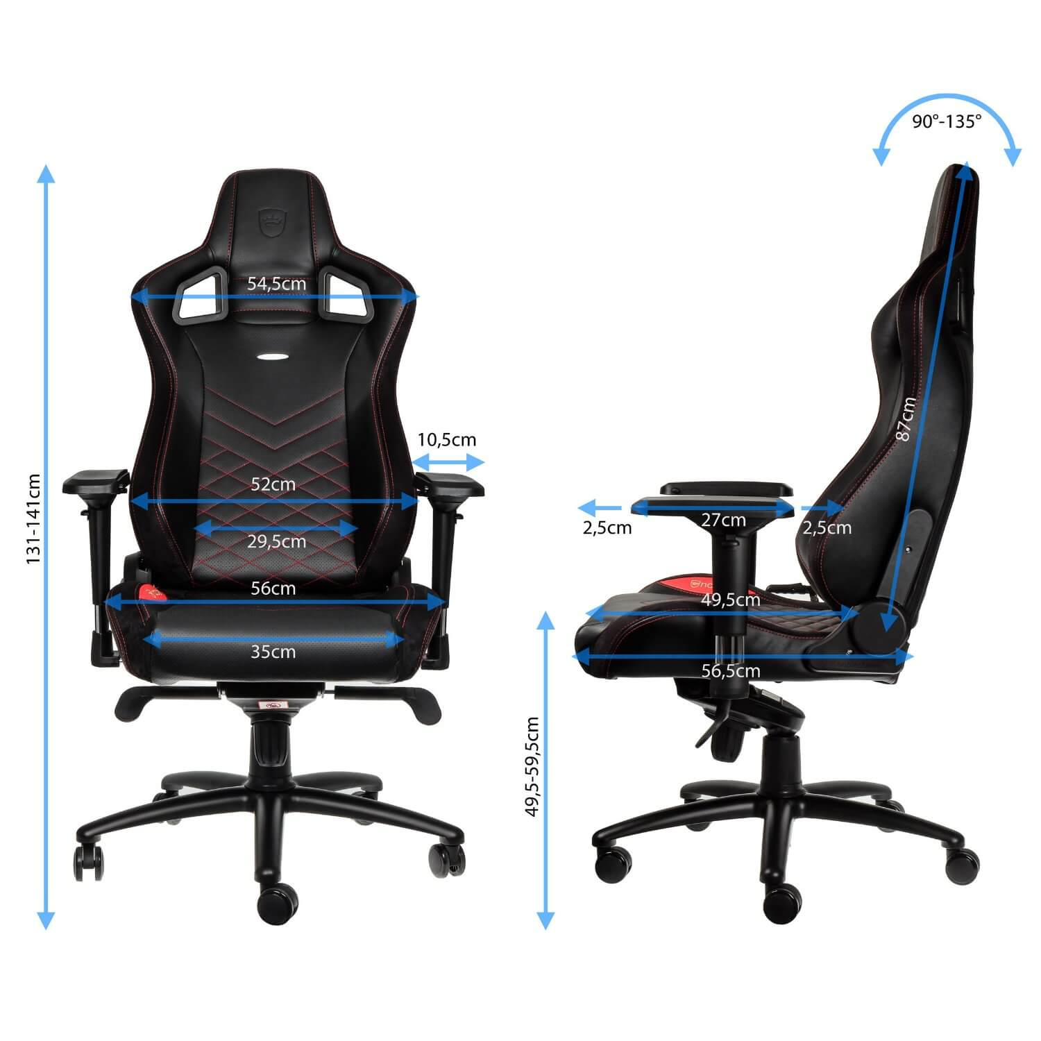 Scorpion Computer Chair Noblechairs Epic Gaming Stuhl Racing Stuhl