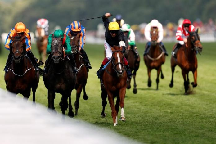 rs 20180731161605 - Stradivarius in 'great form' for Goodwood