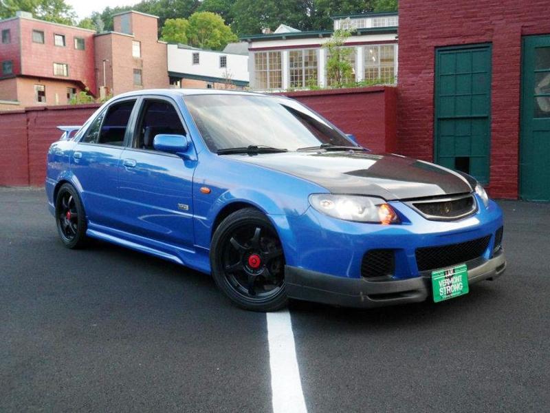 Mazda Protege Performance Parts
