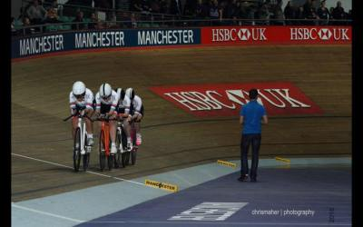 Racing Chance Goes to the National Track Championships