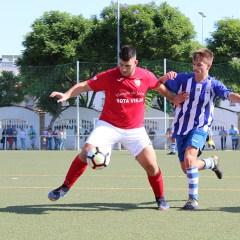 Estreno con derrota en el Campo de la Juventud (2-1)