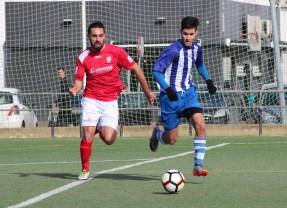 Las mejores imágenes del Racing Club Portuense – Juventud Jerez Industrial