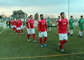 Las imágenes del duelo entre San José y Racing Club Portuense