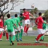 Peleados con el gol
