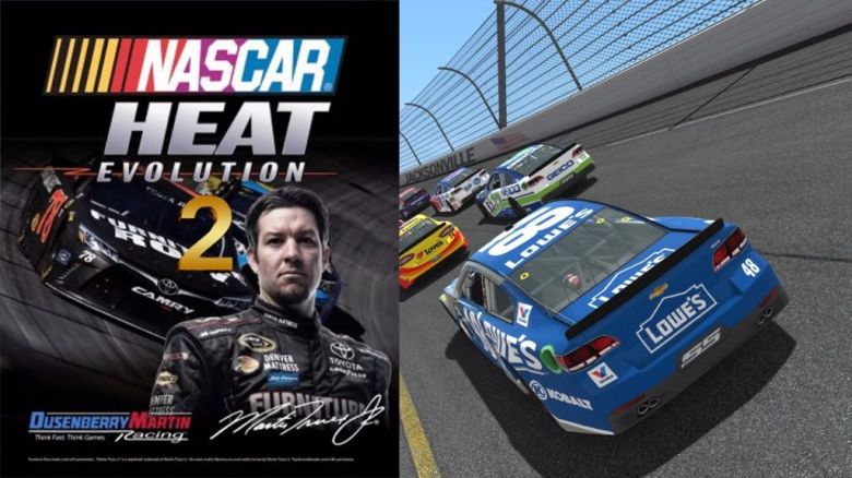 Could NASCAR Heat 2 Be The NASCAR Game Fans Want? | Racing Game Central