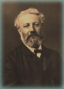 Jules Verne portrait.