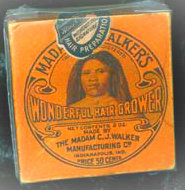 Madame Walker's Hiar Grower