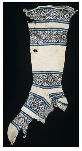 Moldy sock.