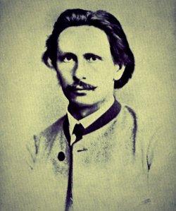 Karl Benz, 1869.
