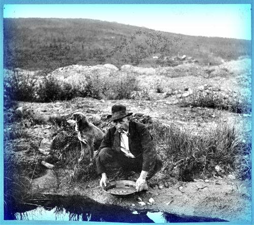 Gold Miner, 1916.