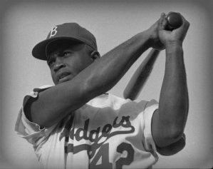 Jackie Robinson, Dodger.